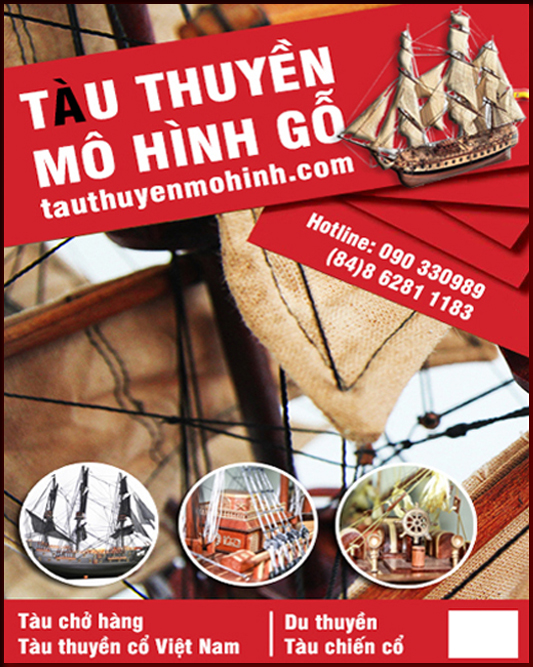 Tàu thuyền mô hình