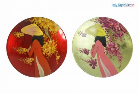 Lacquer painting MNV-SMA-428