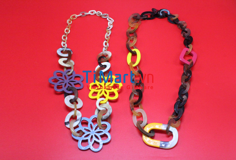 Horn Necklace - MNV-MNTD10/2A