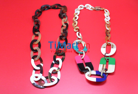 Horn Necklace - MNV-MNTD10/2B