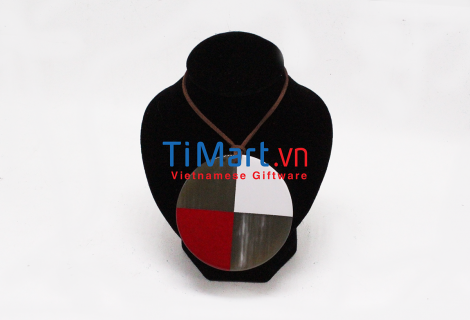 Horn Necklace - MNV-MNTD11/1B