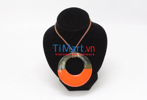 Horn Necklace - MNV-MNTD11/1F