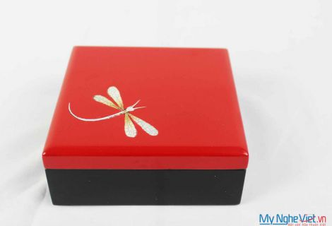 Lacquer Painting Coaster MNV-DLL09