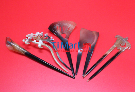 Horn Hairpin - MNV-MNTD09L