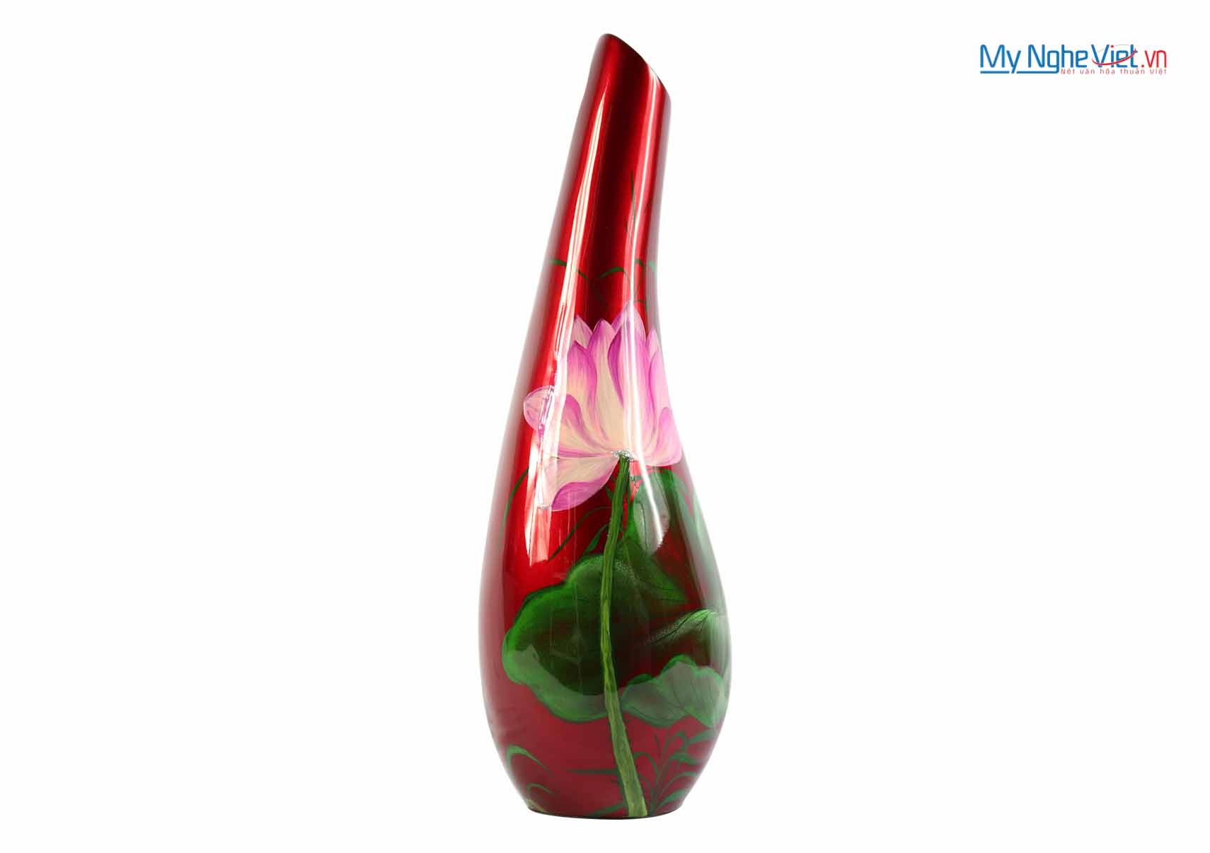 Lacquer vase  MNV-LHSM06-4