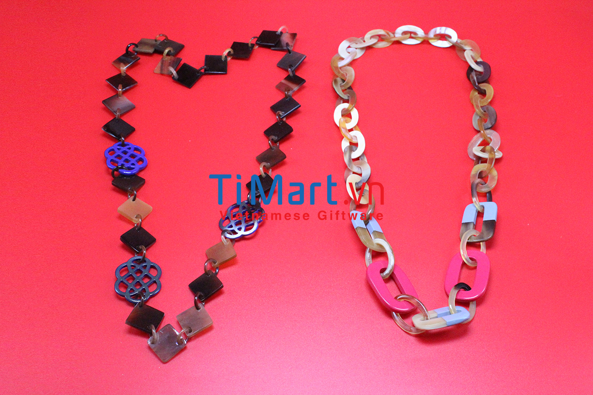 Horn Necklace - MNV-MNTD10/1C