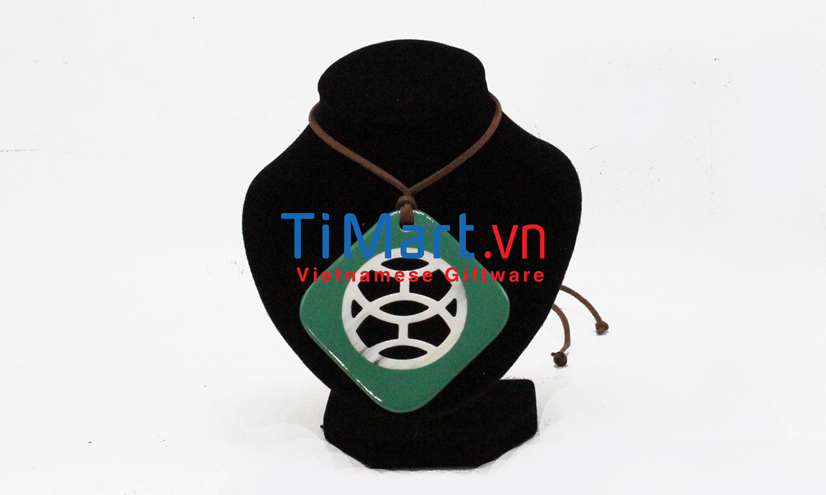 Horn Necklace - MNV-MNTD11C