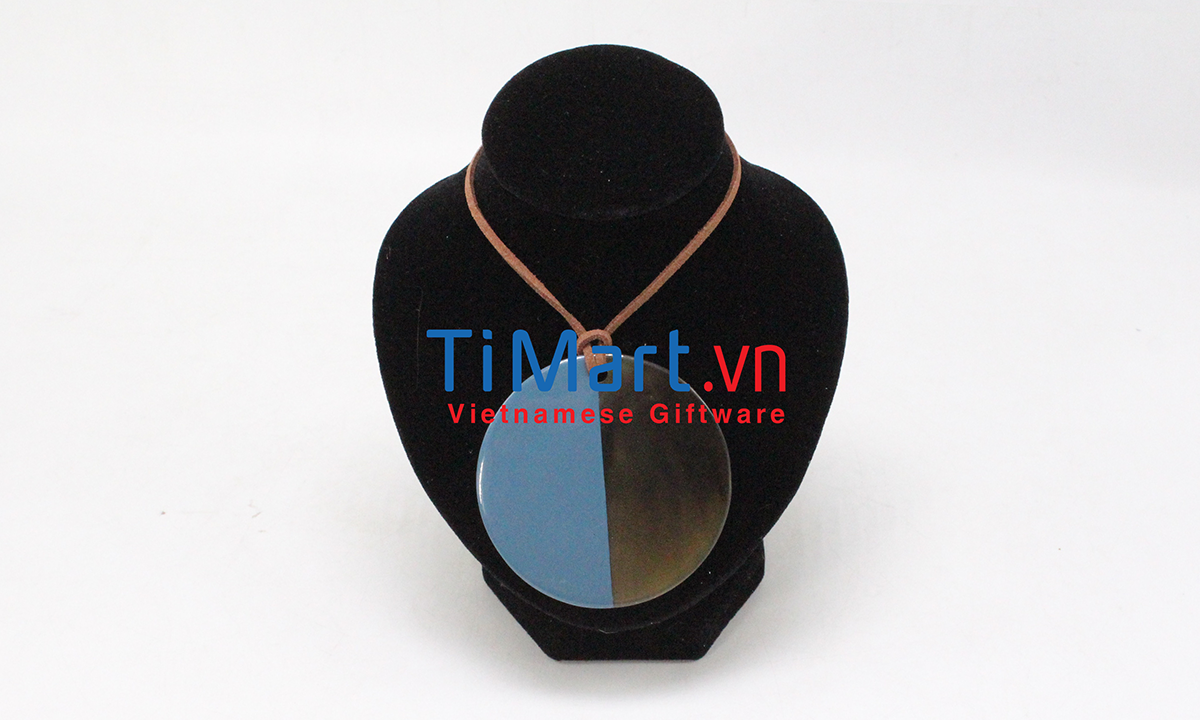Horn Necklace - MNV-MNTD11/1C