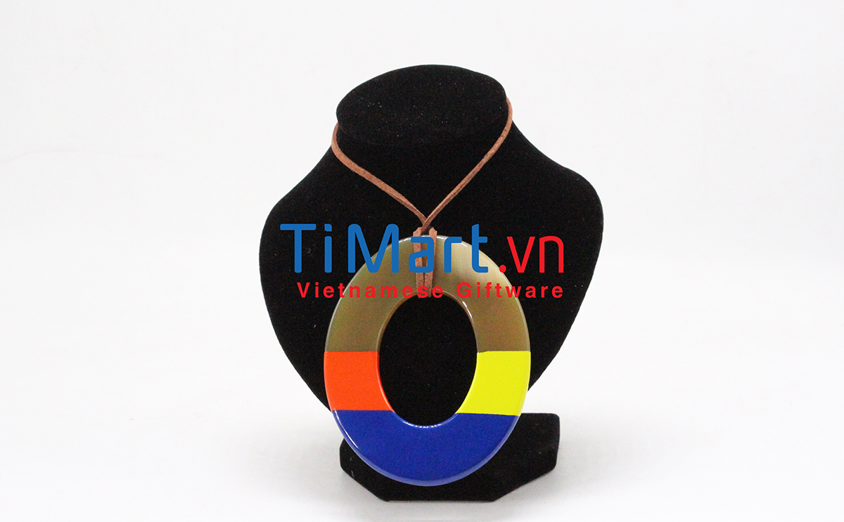 Horn Necklace - MNV-MNTD11/2N