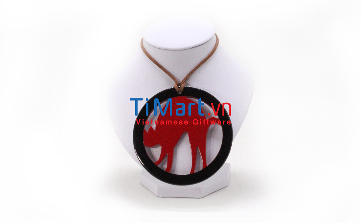 Horn Necklace - MNV-MNTD11/2S