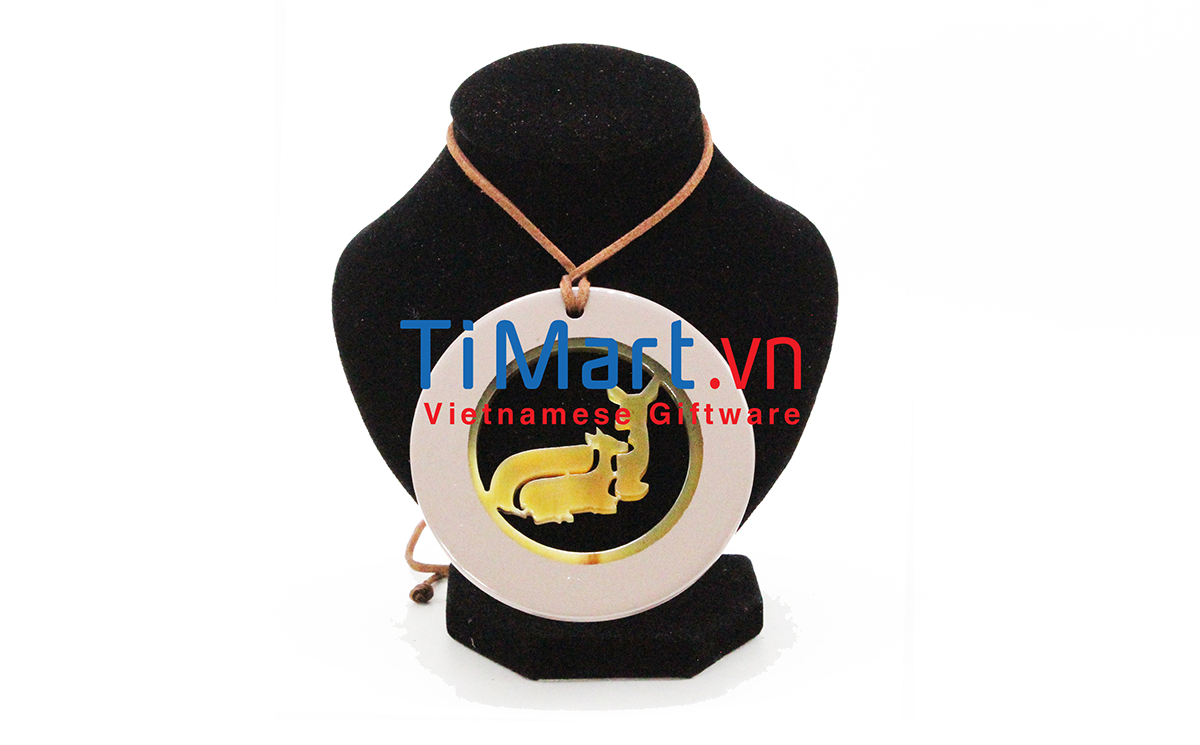 Horn Necklace - MNV-MNTD11/2Y