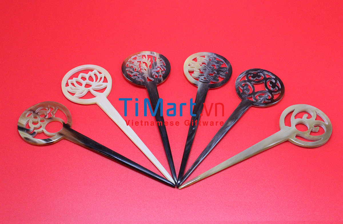 Horn Hairpin - MNV-MNTD09A